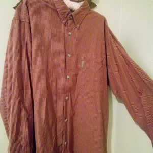 Columbia L/S Checked Button Down Shirt